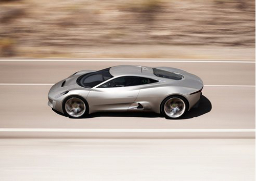 car12 Jaguar Pulls the Plug of Plug In Hybrid C X75 Supercar
