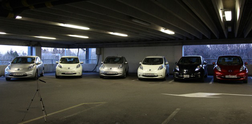 car13 Electric Car Association Founded in Iceland