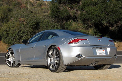fisker1 Fisker Karma Production Hits Speedbreaker as Battery Supplies Dry Up