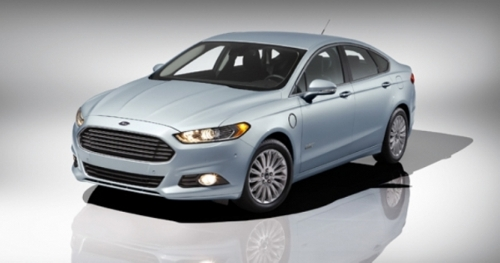Hybrid Fusion Energi Plug in Hybrid Takes Ford Back to the Top