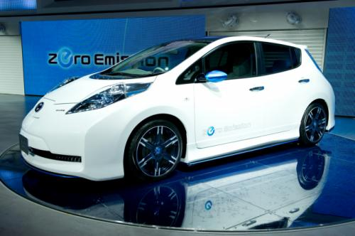 Nismo Nissan Leaf Nismo Concept Goes into Production
