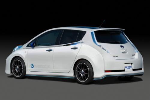 Nismo2 Nissan Leaf Nismo Concept Goes into Production
