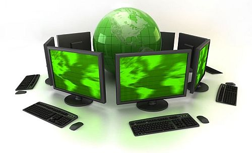 environment friendly computing Are the ISPs Green Enough for You?
