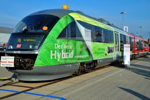 hybrid train First Ever Hybrid Train to be a Reality