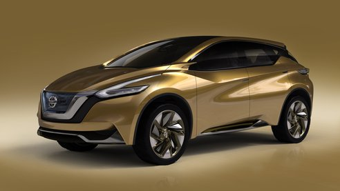 nissan Nissan Hybrid Versions to Number 15 by 2016