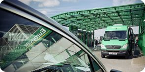 green cars 5 Tips for Car Rentals to Get More Customers: GO GREEN!