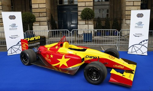 formula e china racing Formula E Electric Racing Coming to 8 Cities in 2014