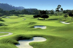 Admiral Baker Golf Course in San Diego