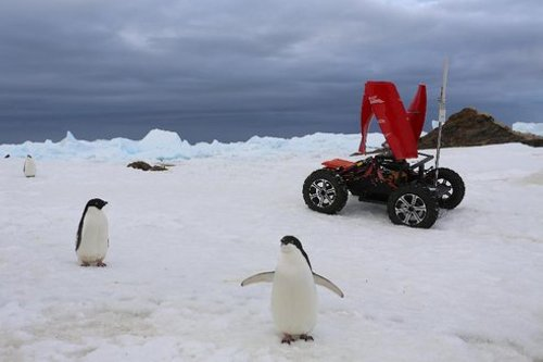 polarrover.jpg. Polar Rover First Wind powered Robotic Vehicle