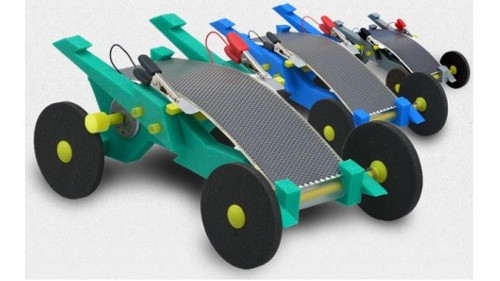 voltaracer Volta Racer from Toy Labs Lets your Kids Race as well as Study Some Engineering
