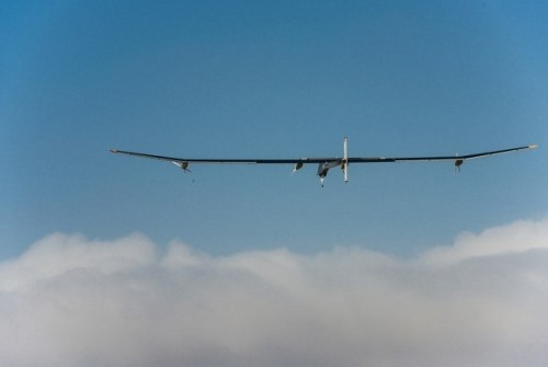 solar impulse Solar Impulse to Fly Across America
