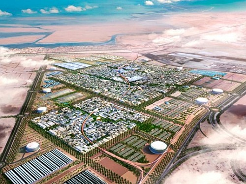 sustainable UAE Lean, Green but not Mean   Sustainable Business in the UAE