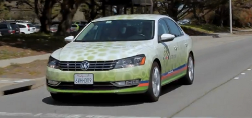 vw jetta tdi solazyme diesel Solazyme's Less Polluting Algae Fuel Tested Successfully