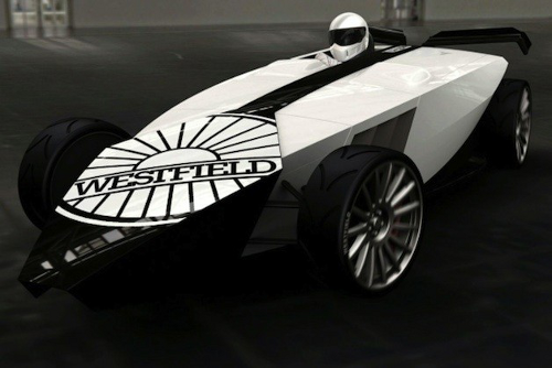 westfield Westfield iRacer Electric Sports Car Makes Track Debut [Video]