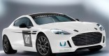 Aston Martin Rapide S Hydrogen Hybrid