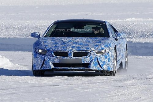 BMW BMW i8 Hybrid Supercar Not to Get an M Version