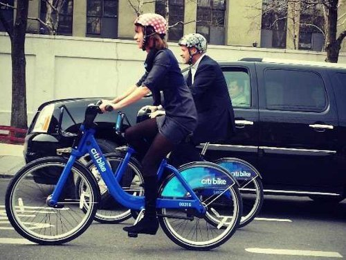 Citi Bike NYC Citi Bike Program Kicking Off