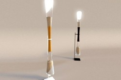 Hourglass-Floor-Lamp
