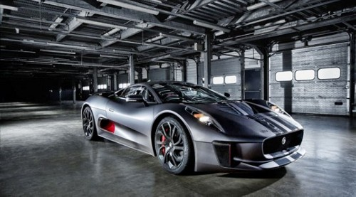 Jag C X75 Jaguar Video Featuring C X75 Plug in Hybrid Vehicle Out