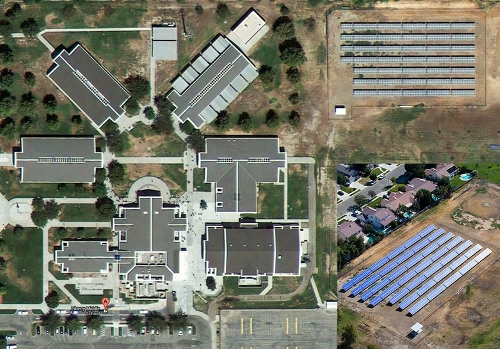 solar US Elementary and High Schools Leaning Towards Solar Power