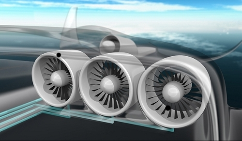 E Thrust Wait Until 2050 for E Thrust Electric Airliner to Take Flight