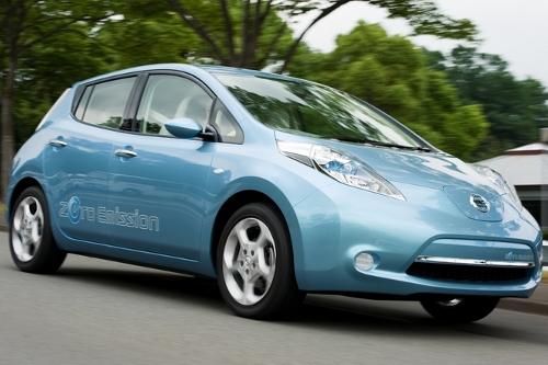 nissan Nissan to Build a Network of More than 100 Fast Charging Stations in the US Market