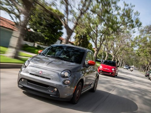 Fiat FIAT Partners AeroVironment to Provide Home Charging Stations