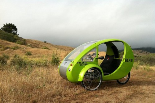 Organic Transit 65 Year Old Attempts 1,200 Miles in Solar Powered ELF Vehicle