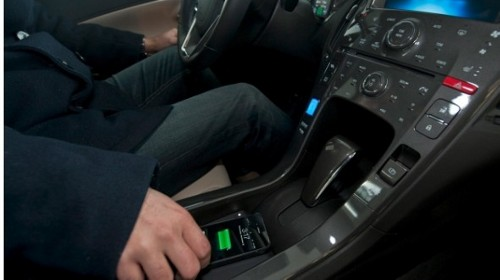 charger Powermat Wireless Charging Tech to Come in 2014 GM Models