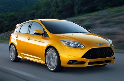 ford focus st Lighting Issue : 2012 2013 Ford Focus Electric and 2013 Focus ST Recalled