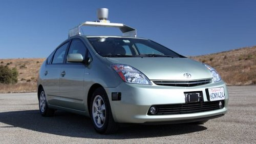 google Google Looking to Build Self Driving Car All by Itself