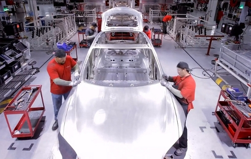 Tesla Tesla Expansion On; Tesla E Small EV In the Pipeline