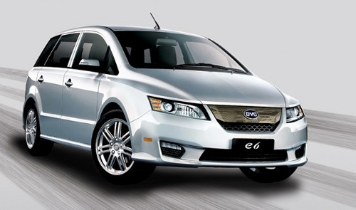 byd e6 Colombia to Launch the Largest All electric Taxi Fleet in South America