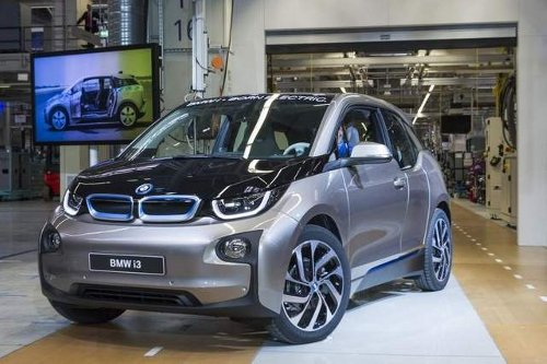 BMW1 2014 BMW i3 Pre orders Breach Expectations; Production Likely to Go Up