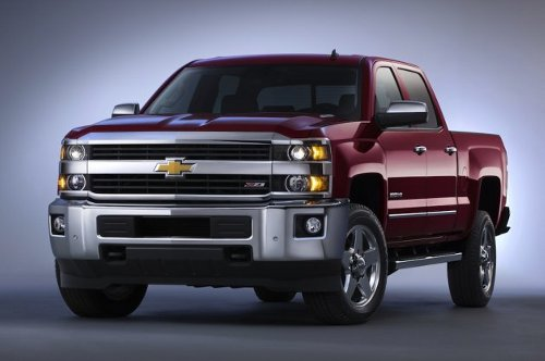 Chevrolet GM CNG Powered Trucks and Vans in the Anvil