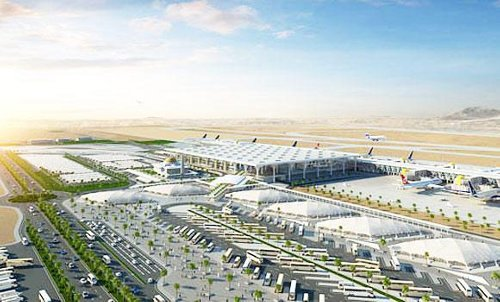 Medina Airpor Madinah Airport to turn Eco friendly