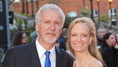 j mnn Director James Cameron Building New Mini Farm to Grow Own Plant based Food