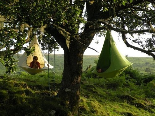 Cacoon Cacoon Hanging Tents Can Accompany You on the Go