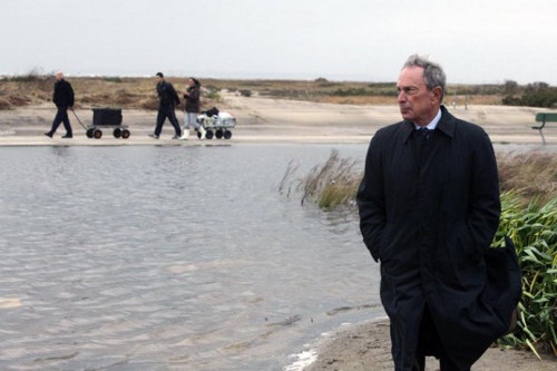 Michael Bloomberg Bloomberg Eco Efforts Aim at Restoring World's Fish Population
