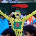 Bangladesh fans cheering their team 150x150 Bangladesh vs West Indies T20 World Cup 2014: Cricket live streaming info, score and highlights