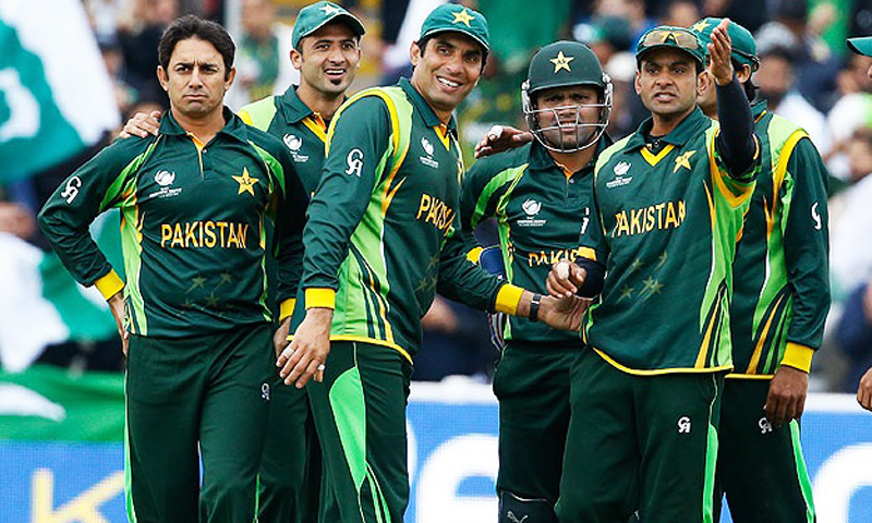 Misbah and Pak players celebrating a wicket1 Pakistan vs Bangladesh ICC T20 World Cup: PTV, Star Sports live streaming info and highlights