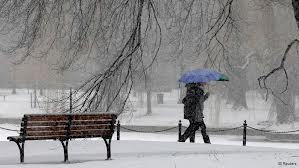 US snowstorm Northeast US Braces For A Snowstorm Even As Spring Comes Knocking On The Door!