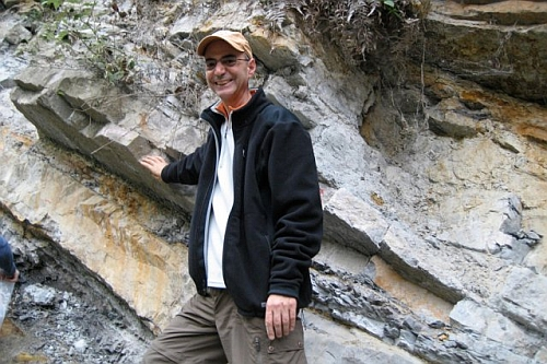 MIT professor Daniel Rothman Microbes, Not Volcanoes, Caused Earth's Largest Mass Extinction!