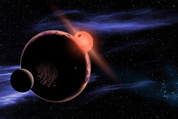 New Earth Size Planet Spotted In Milky Way New Earth Size Planet Spotted In Milky Way