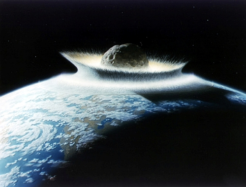 Astroid Winter caused Dinosaur Extinction An Asteroid Winter Responsible For Dinosaur Extinction 66 Million Years Back
