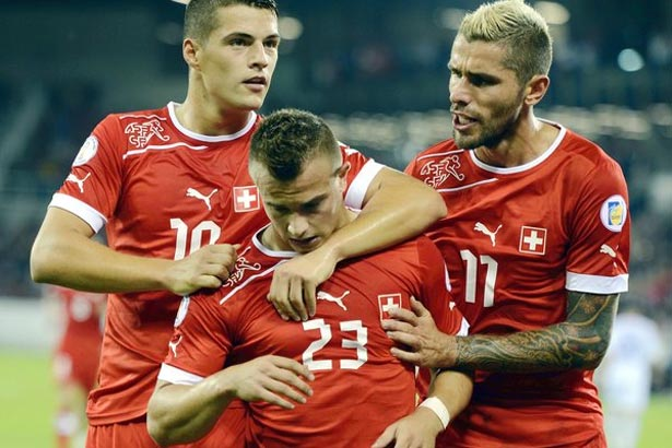 Switzerland vs Ecuador Switzerland vs Ecuador: Fifa 2014 World Cup Live Streaming