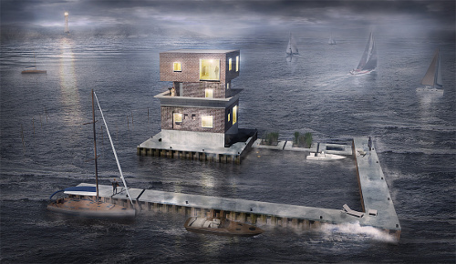 torpedo base Left Out Torpedo Station in Baltic Sea to be Vamped as an Ideal Spot for Water Sports