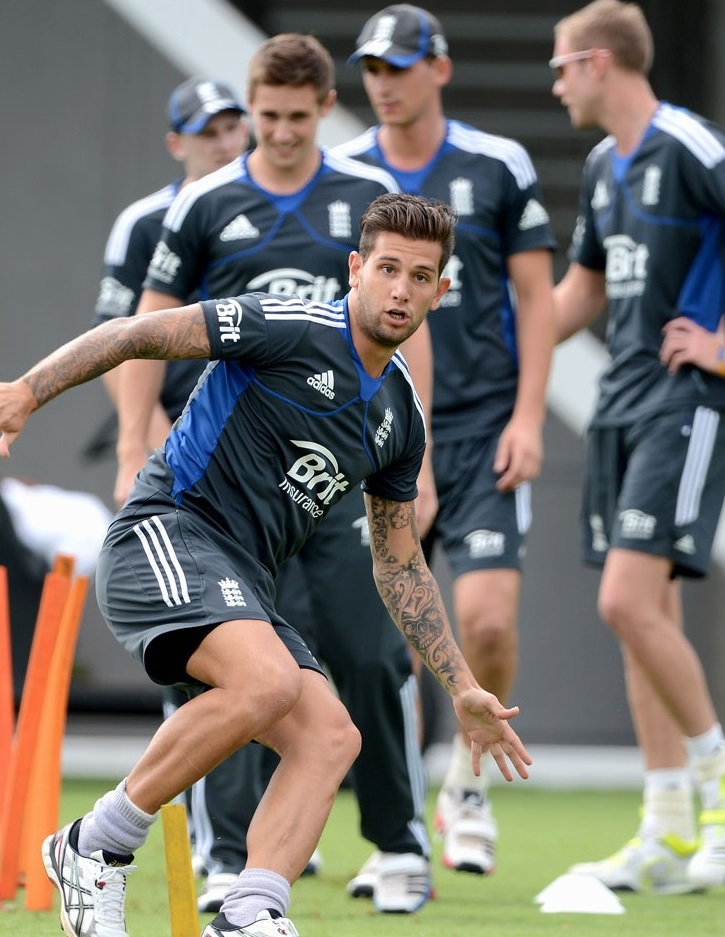New Zealand players practice New Zealand vs West Indies: Cricket live score World Cup 2015